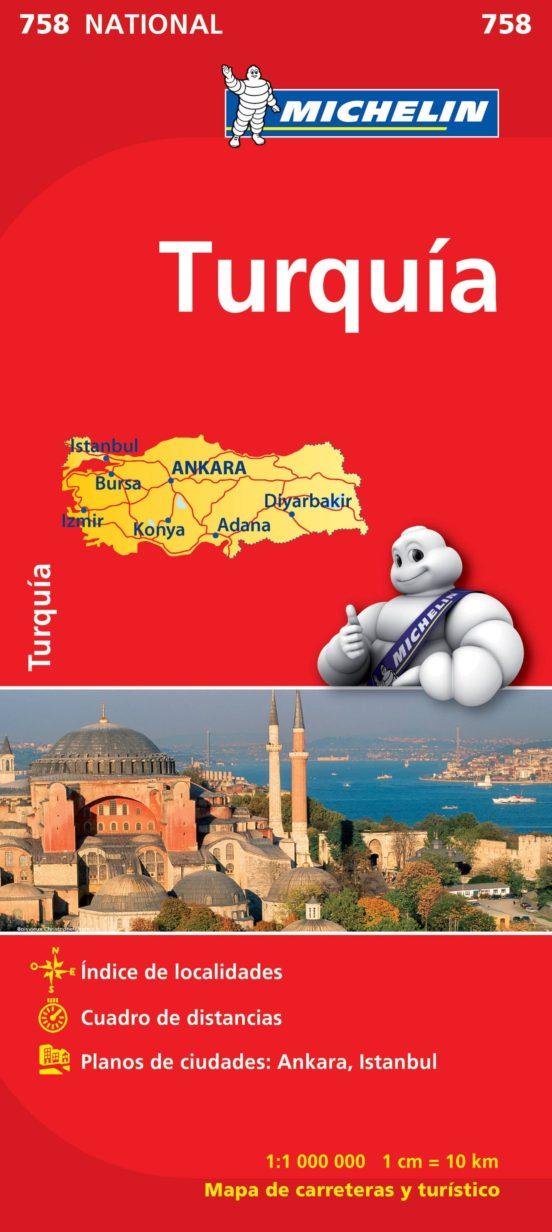 Turquía (1:1.000.000)