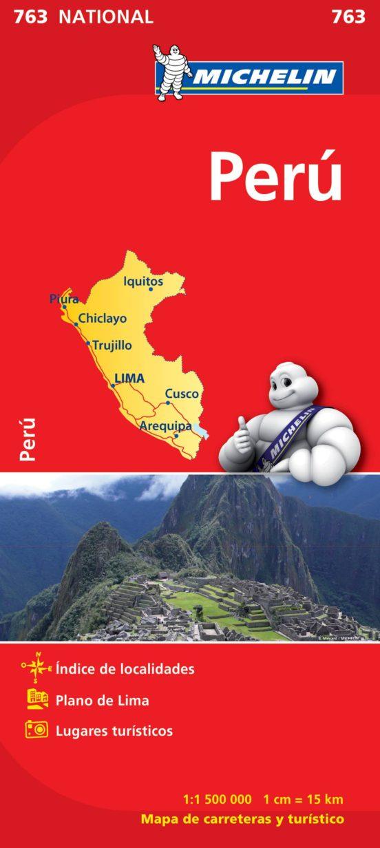 Perú (1:1.500.000)