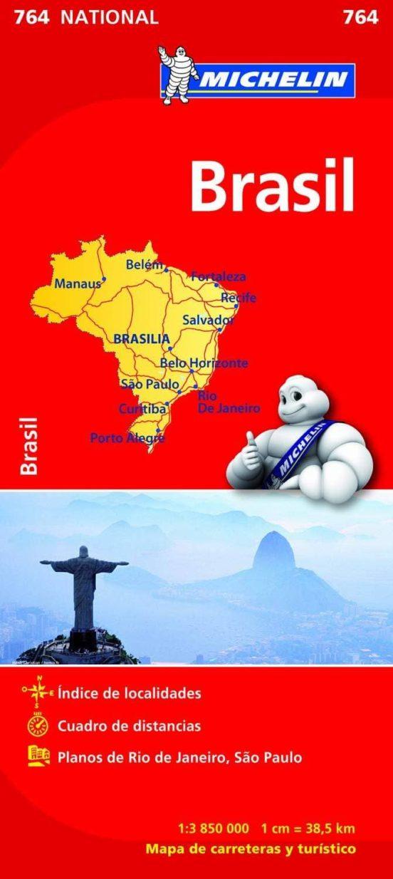 Brasil 764 (1:3.850.000)