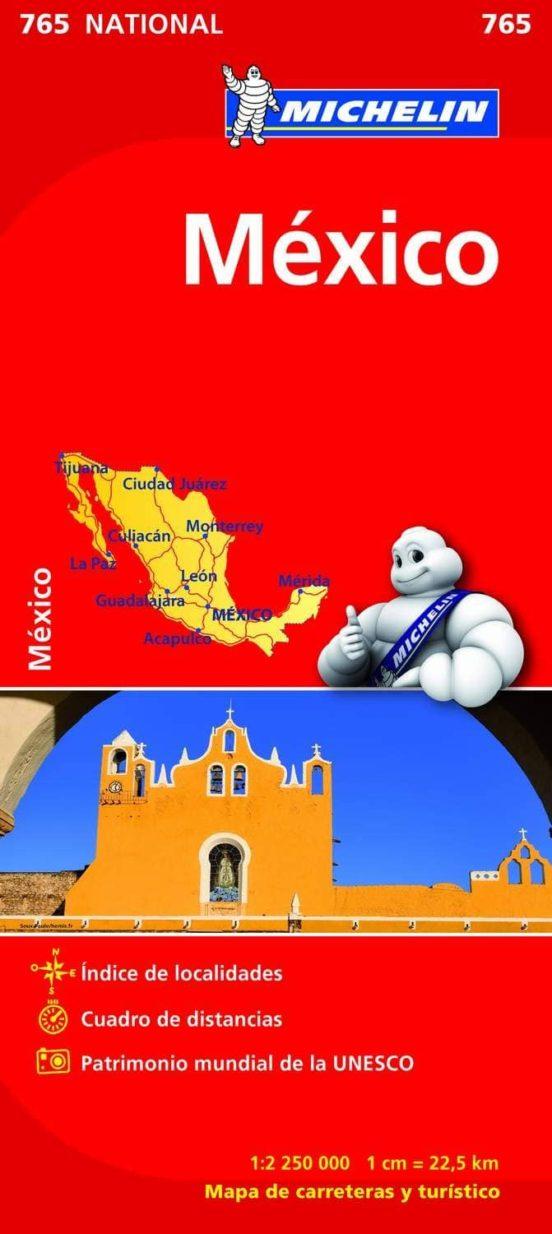 México (1:1.250.000)