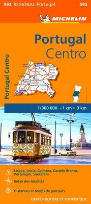 Portugal centro (1:300.000)