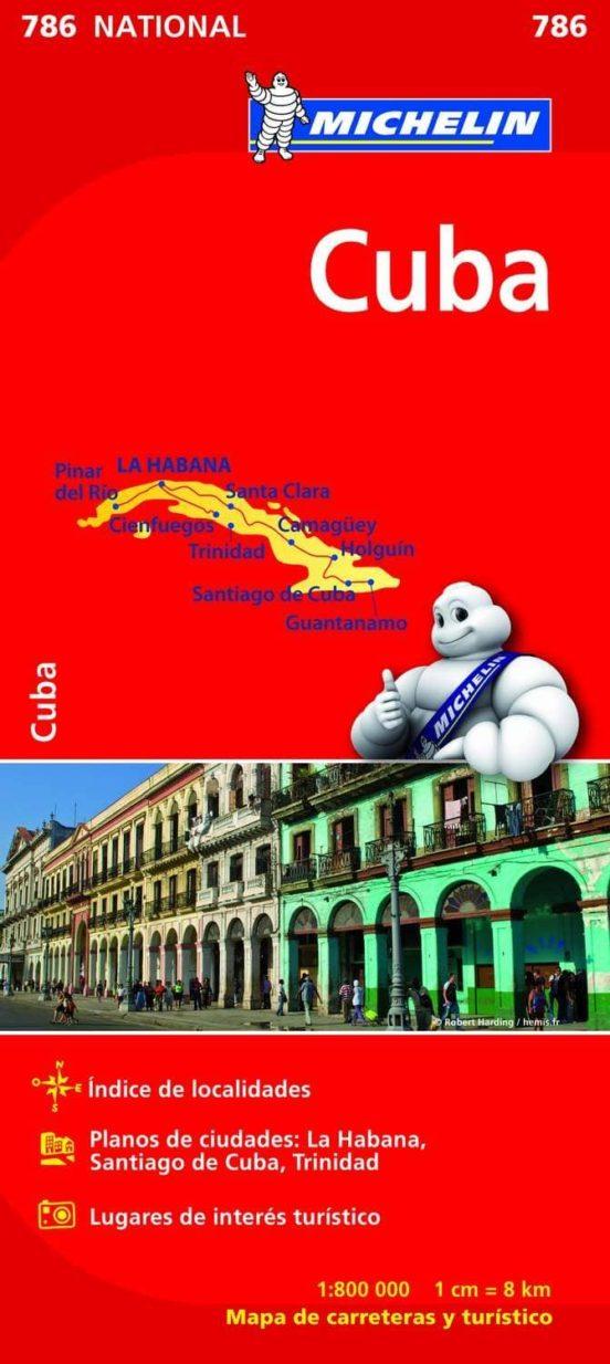 Cuba 1:800.000
