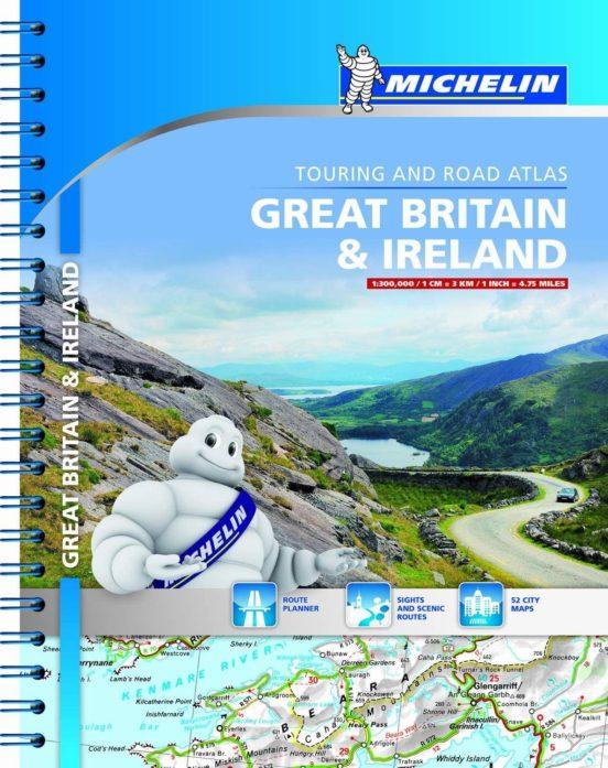 Atlas Gran Bretaña & Irlanda