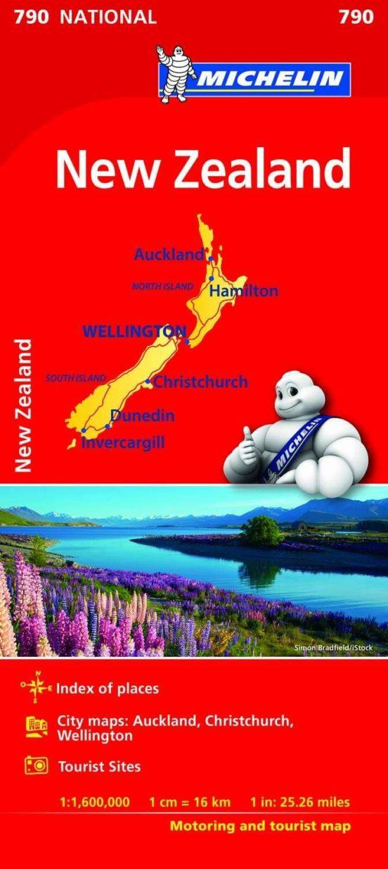 Nueva Zelanda   1:1.600.000