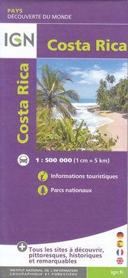 Costa Rica 1:500.000
