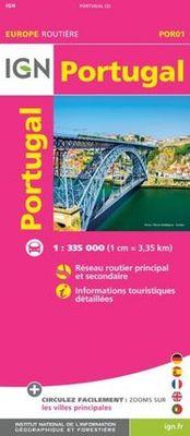 Portugal 1:335.000
