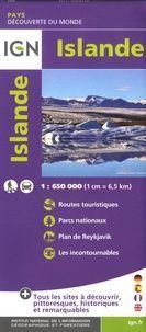 Islande 1:650.000