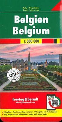 Belgium (1:300.000)