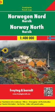 Norway North 3 (1:400.000)