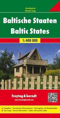 Baltic States (1:400.000)