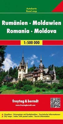Romania (1:500.000)