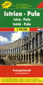 Istria, Pula (1:100.000)