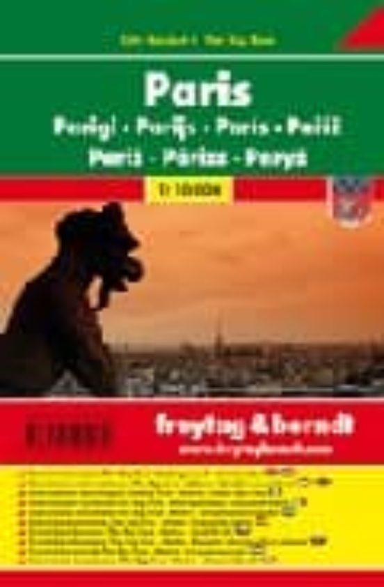 Paris City Pocket (1:10.000)
