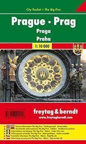 Praga City Pocket (1:10.000)
