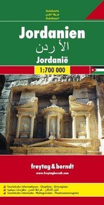 Jordanien (1:700.000)
