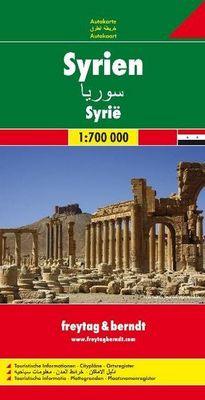 Siria (1:700.000)