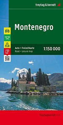 Montenegro (1:150.000)