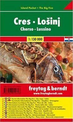Cres - Losinj (1:130.000)