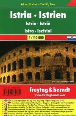 Istria (1:140.000)