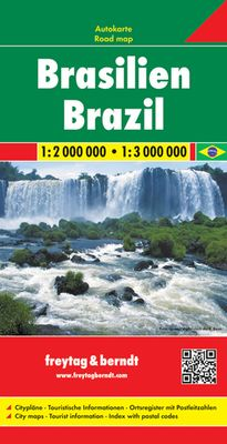 Brazil (1:2.000.000/1:3.000.000)