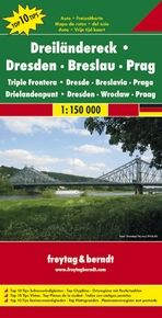 Dresden, Wroclaw, Pague