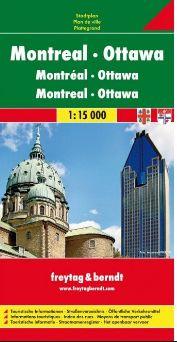 Montreal - Ottawa (1:15 000)