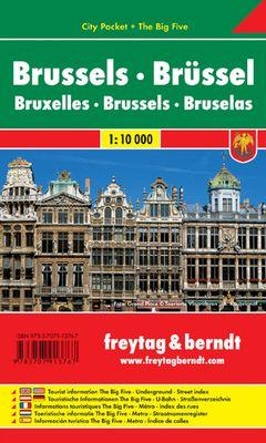 Brussels City Pocket