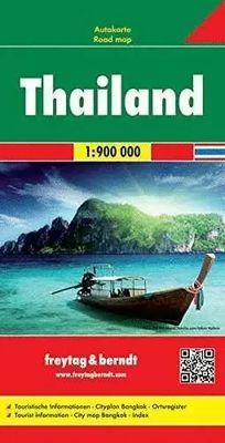 Thailand (1:900.000)