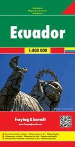 Ecuador 1:800.000