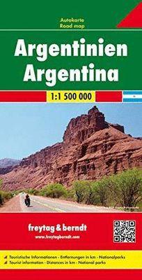 Argentina (1:1.900 000)