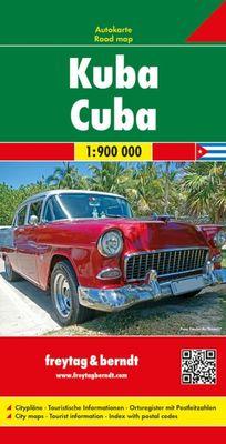 Cuba (1:900.000)