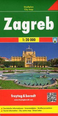 Zagreb (1:20.000)