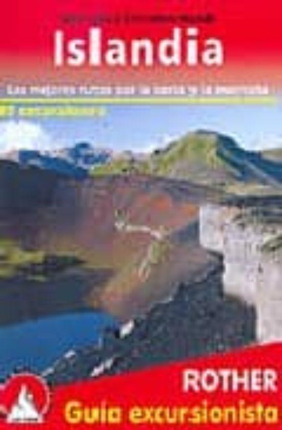 Guía excursionista de Islandia