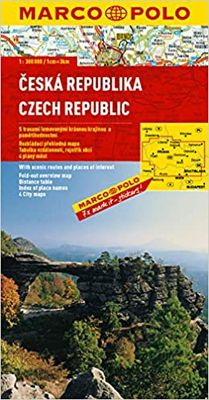 Czech Republic (1:300.000)
