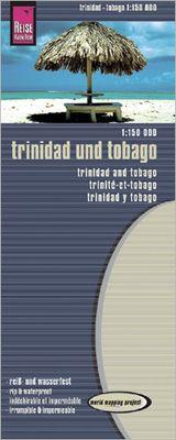 Trinidad y Tobago (1:150.000)
