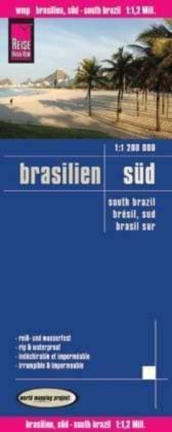 Brasil sur (1:2.000.000)