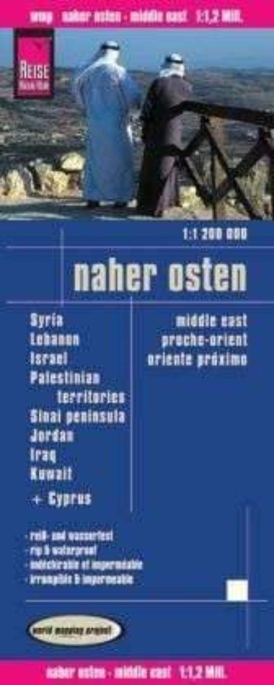 Oriente Próximo (1:1.200.000)