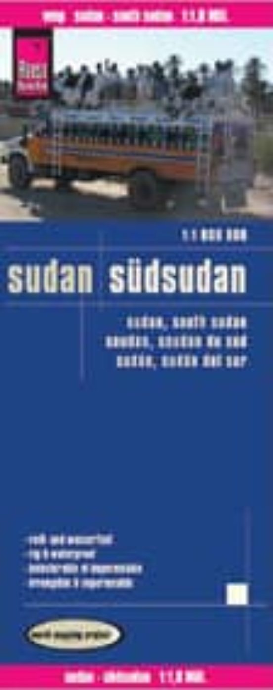Sudán (1:1.800.000)