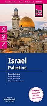 Israel (1:250.000) Palestina