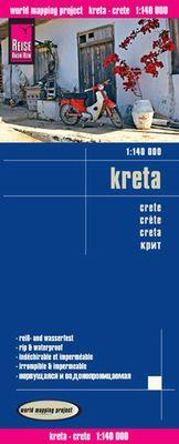 Crete 1:140.000