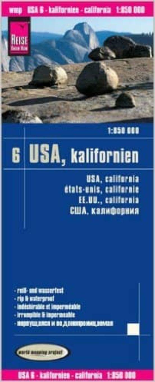 California (1:800.000)