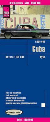 Cuba (1:650.000)