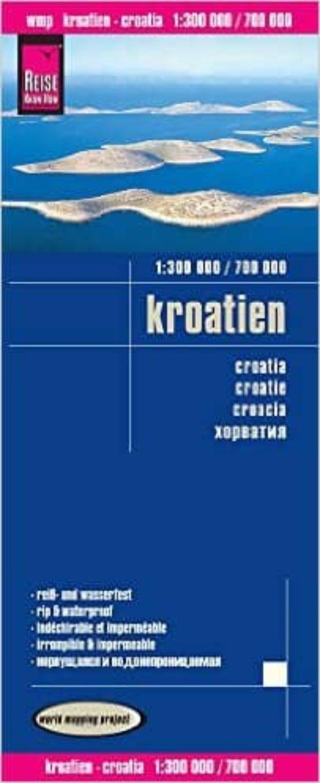 Croatia (1:300.000 / 1:700.000)