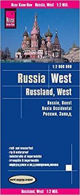 Western Russia 1:2.000.000
