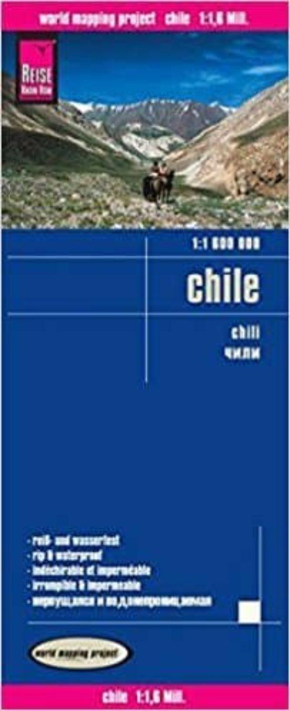 Chile 1:1.600.000