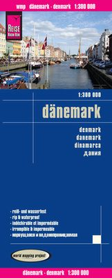 Dinamarca (1:300.000)