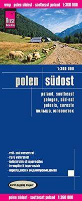 Polen Süost 1:360.000 Polonia sudeste