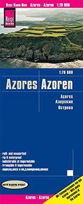 Azores (1:70.000)