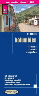 Colombia (1:1.400.000)