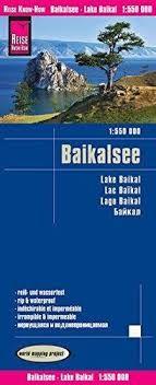 Lago Baikal  (1:1.550.000)